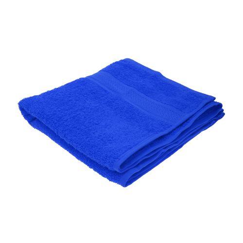 Serviette de toilette unie 50cm x 100cm Jassz (50 cm x 100 cm) (Bleu royal) - UTBC551