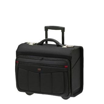 99cbddc0d1 Pilot case à roues monte carlo 47cm noir Davidt's - Maroquinerie Business -  Achat & prix | fnac