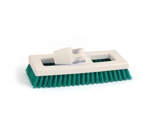 Lave-pont vert avec adaptateur pour manche Jantex -