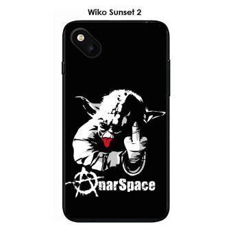 Coque Wiko Sunset 2 design Anarspace
