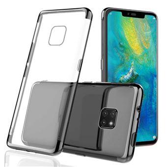Coque Bumper Transparent Huawei Mate 20 Pro - Etui Fin Gel De Protection En Tpu Gel Silicone Invisible Antichoc Slim Bords Renforcés - Accessoires ...