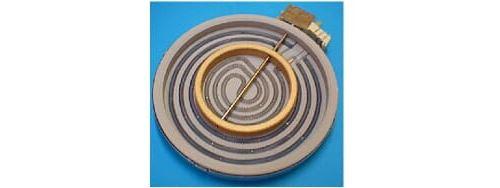 Foyer radiant 1350w pour Table vitroceramique Whirlpool
