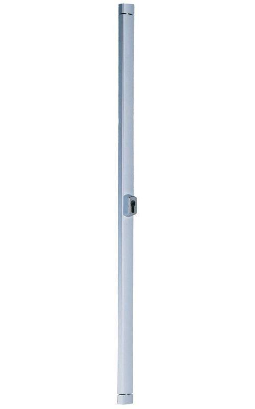 Serrure styl bar 2.30ml (mini 1513) alu