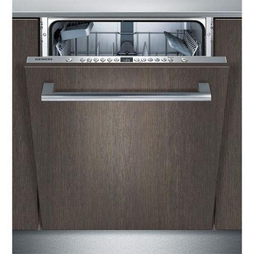 Siemens iQ300 SN636X03JE - Lave-vaisselle - intégrable - Niche - largeur : 60 cm - profondeur : 55 cm - hauteur : 81.5 cm