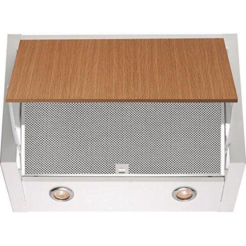 Electrolux LFE116W - Hotte - intégré - largeur : 59.8 cm - profondeur : 27 cm - evacuation & recyclage - blanc