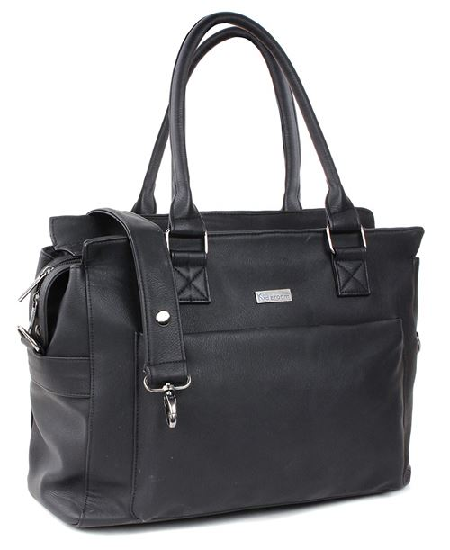 Kidzroom 030-8517/_black Fashionable Sac /à Couche