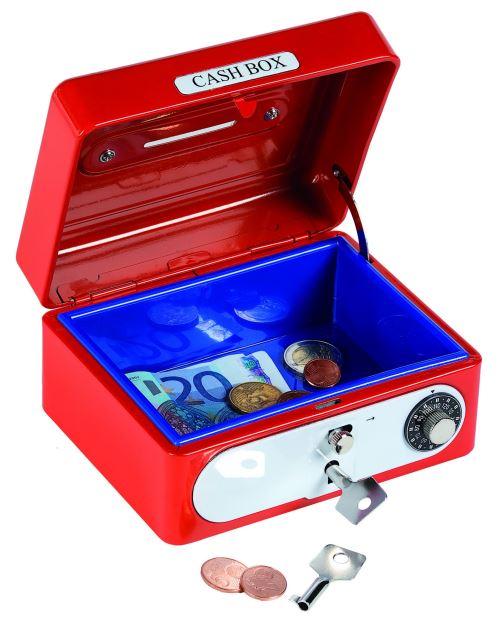 Goki Metal Box Red Box