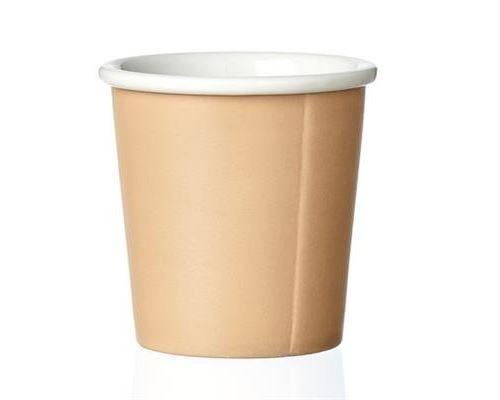 Viva scandinavia tasse a expresso anna warmsand - porcelaine - 8 cl - beige 9102205
