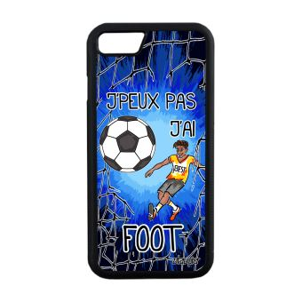 coque foot iphone 8