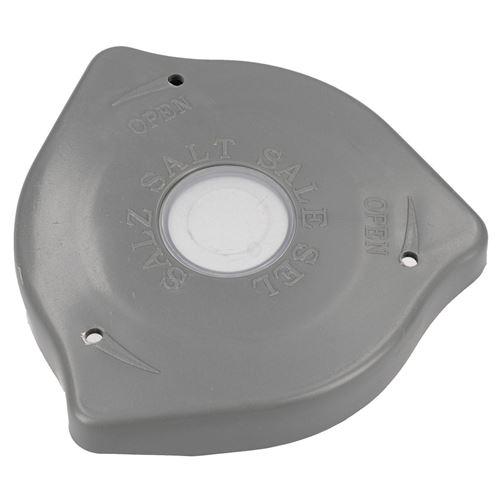 Bouchon de pot a sel gris Lave-vaisselle AS0007123, C00041088 CURTISS, CONTINENTAL EDISON, BRANDT, FAGOR, PROLINE, OCEANIC, GENERISS, LAZER, VALBERG, TECNOLEC, FAR, HIGH ONE HIG, URANIA, SANGIORGIO, XPER - 295450