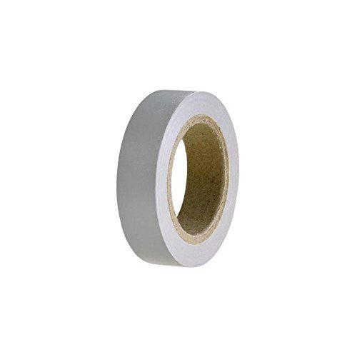 Hellermann Tyton htape-flex15 – 15 x 10 intérieur et extérieur 10 m PVC Gris Ruban adhésif