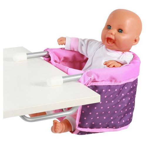Bayer Chic 2000 735 40 Siège de table pour poupées - Coloris 40