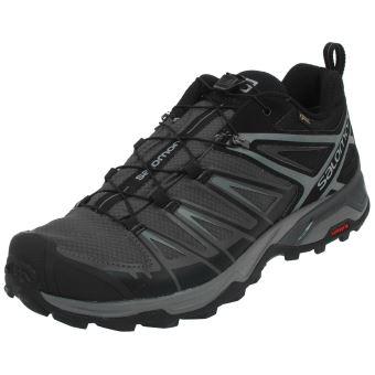 Chaussures marche randonnées Salomon X ultra 3 gtx black Noir taille : 43 13 réf : 45378