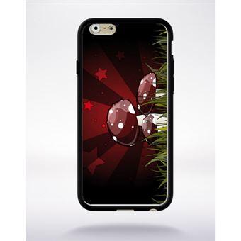 coque iphone 6 champignon