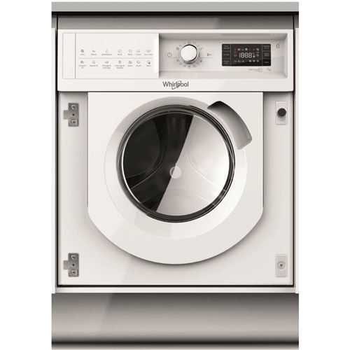 Lave Linge Integrable Whirlpool Integrable Biwmwg 71484 Fr
