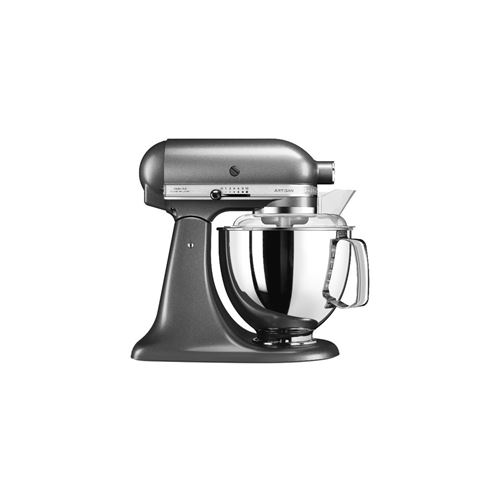 Robot Pâtissier KitchenAid® Artisan Elégance 300w Gris Etain 5KSM175PSEMS
