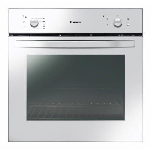 Candy Smart FCS100W - Four - intégrable - niche - largeur : 56 cm - profondeur : 56 cm - hauteur : 58.5 cm - classe A - blanc