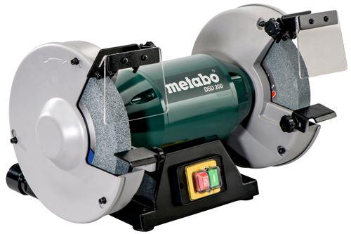Metabo DSD 200 Touret double, Disque 200 mm, trifásica 380 V