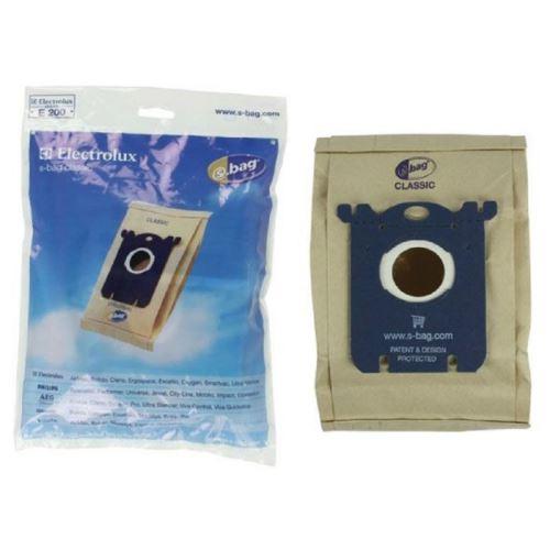 Sacs e200 s-bag classic (x5) pour aspirateur electrolux - 3367414