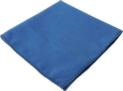 Protecton tissu de polissage 40 x 40 cm microfibre bleu