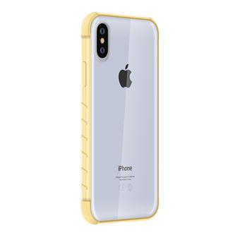coque apple jaune iphone xs max
