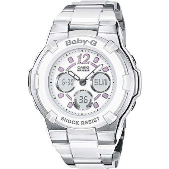 Casio G Bga 112c 7ber Bracelet Et Femme Acier Montre Résine Baby kZTXuiOP
