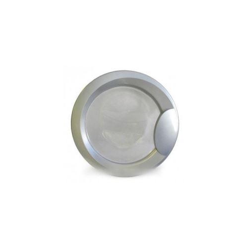 Hublot complet evo ii indesit gris pour lave linge indesit - sos6000948