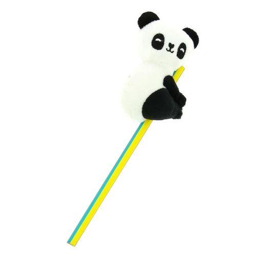 Blueprint Collections crayon Happy Zoo panda blanc