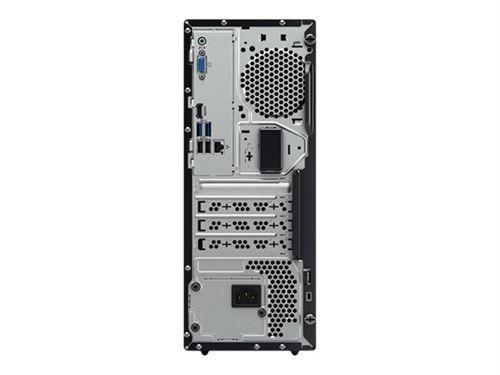 PC de bureau Lenovo ideacentre 510 3ghz i5-7400 noir, argent pc (90g800dsge)