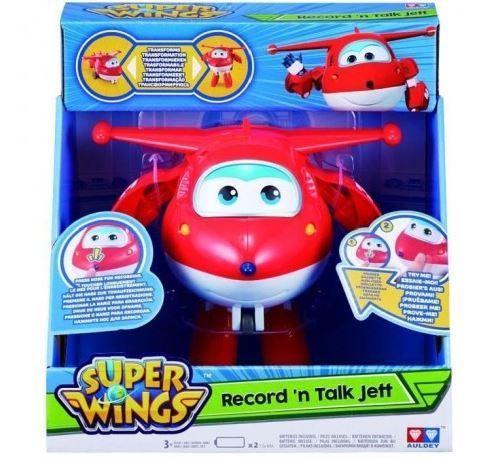 Super Wings Jett Transformable enregistre et parle 5051adcf3969