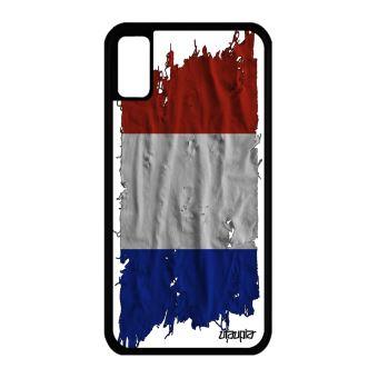 coque iphone x drapeau france