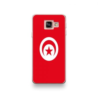 Coque Samsung S9 Plus G965 Motif Drapeau Tunisie Etui Pour