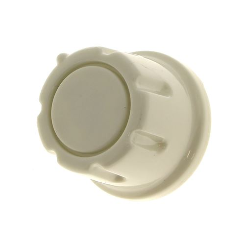 Bouton blanc minuterie pour Four Delonghi