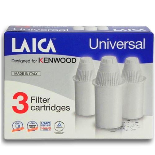 Pack de 3 cartouches filtrantes Bouilloire, carafe LA1000 KENWOOD - 96133