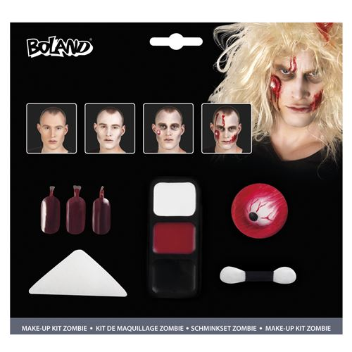 Kit de maquillage zombie 45085