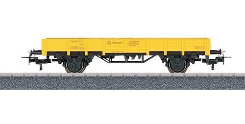 Marklin Start up wagon long 11,5 cm jaune (4471)