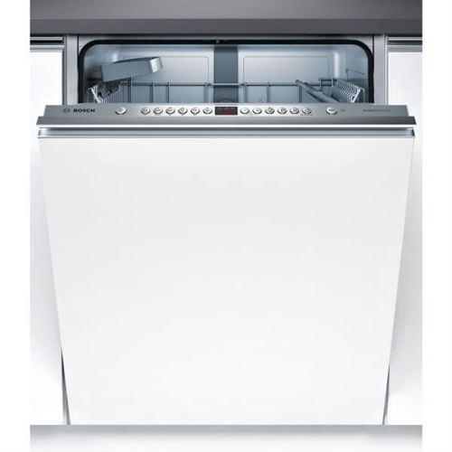 Bosch Serie   4 SuperSilence SMV46JX03E - Lave-vaisselle - intégrable - Niche - largeur : 60 cm - profondeur : 55 cm - hauteur : 81.5 cm