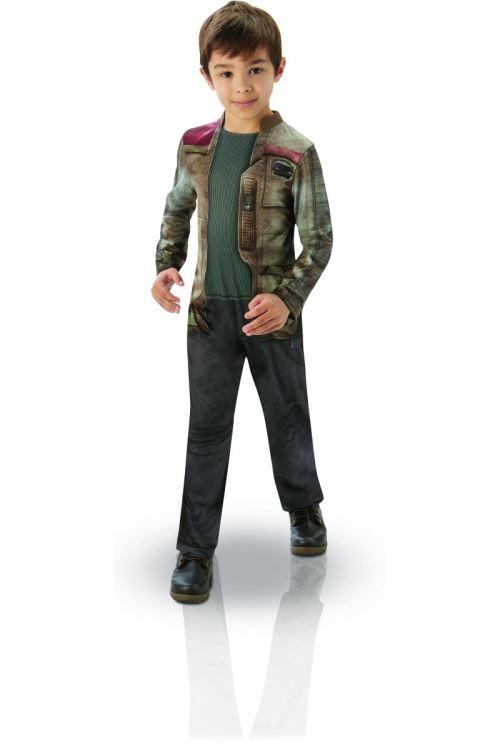 Deguisement Enfant Classique Finn Star Wars 7™ - Marron - 7/8 ans
