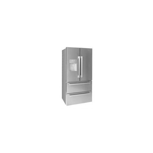 Beko Gne60532dx - Refrigerateur - 2 Portes + 2 Tiroirs - Neo Frost - Distributeur Deau - 530 L - A++ - Inox