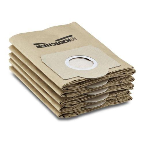 Sachet Filtre Papier Pour Aspirateur Karcher A 2676 Pt + ( Paquet De 5 Piéces) - 6.959-535.0