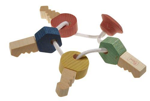 Walter jouet à saisir Porte-clés biologique 10 cm
