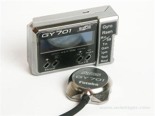 A SAISIR - Gyroscope GY701 - Futaba