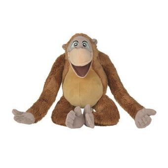 Peluche Disney 23 Cm Le Roi Louis Singe Livre De La Jungle