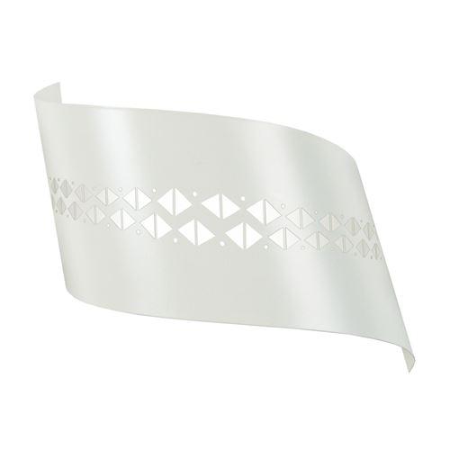 Tosel - Applique - Vague ikat diamantes