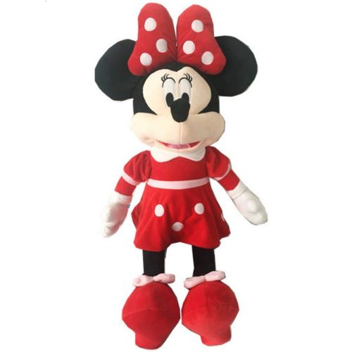 Peluche (Minnie - 80cm - rouge)