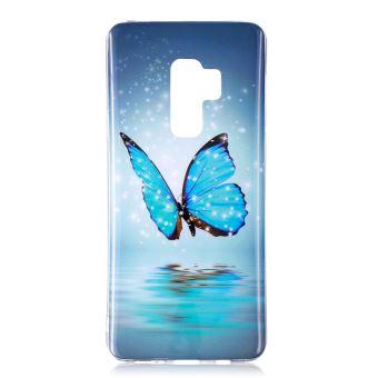 coque avec papillon samsung galaxy s9