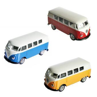 Combi Volkswagen Un T1 Jouet 1963 Voiture Miniature Véhicule roQdxECWBe