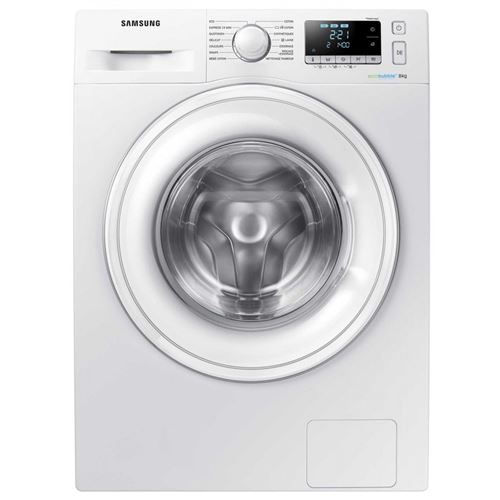 Lave-linge hublot - 8kg - 1400tr/mn - A+++ - Blanc