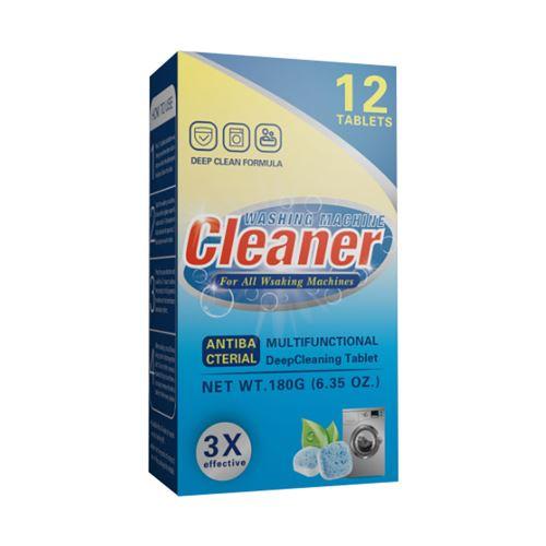 Tablettes de nettoyage 12 comprimés
