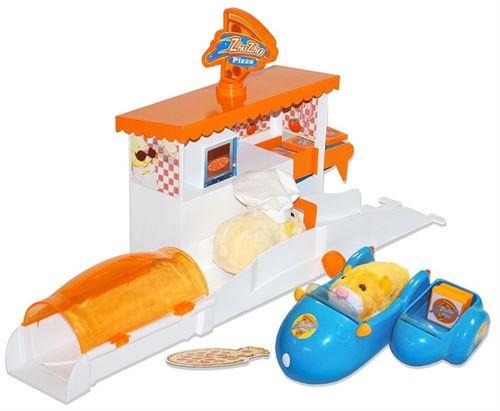 Giochi preziosi - 86441 - zhu zhu pets - pizzeria - ( hamster vendu séparément)